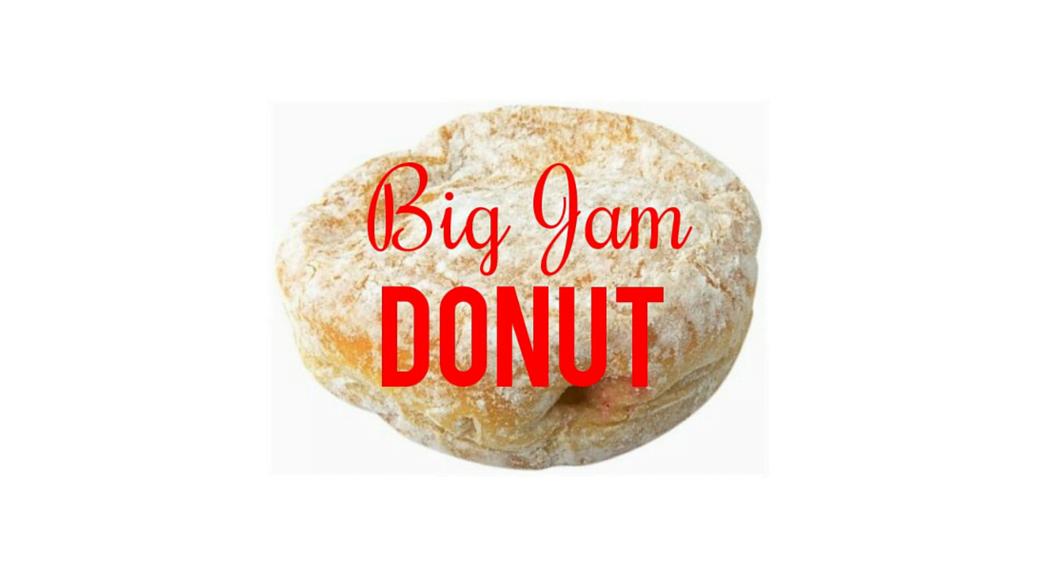 Big Jam Donut