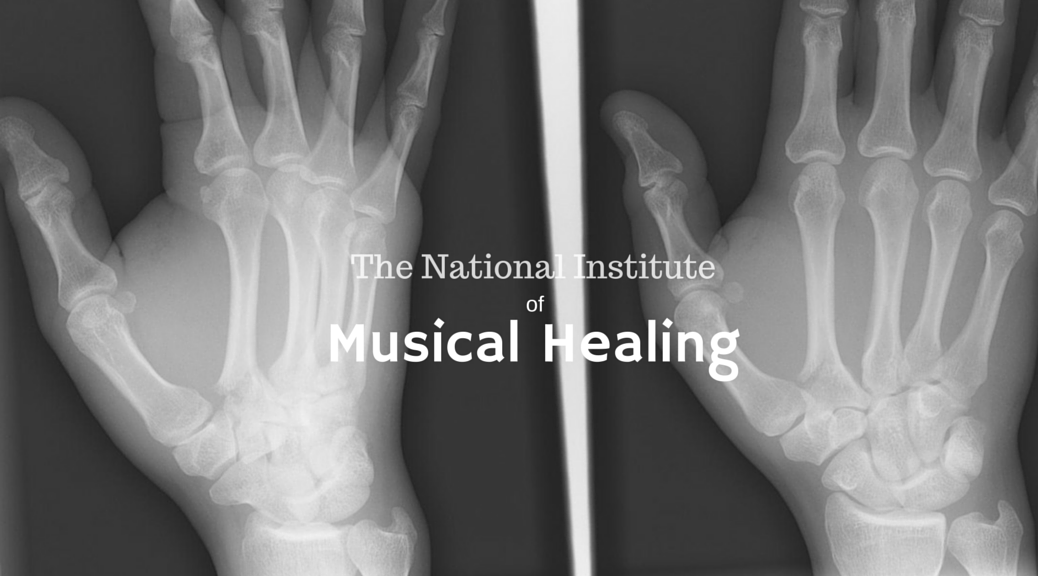 The National Institute of Musical Healing