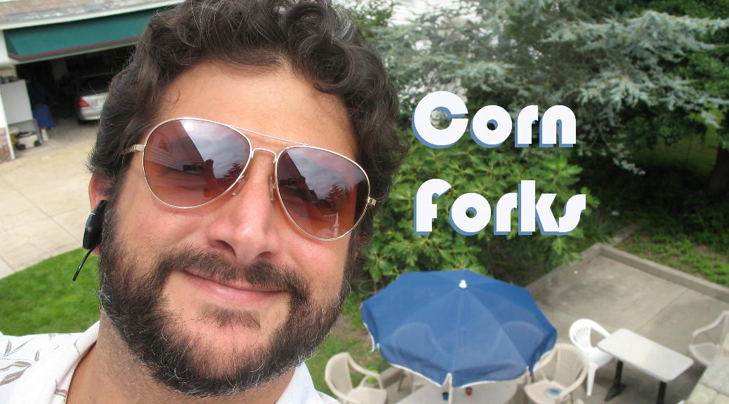 corn forks