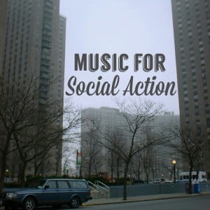 music for social action