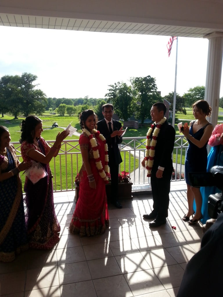 Indian Spring Country Club Wedding Ceremony