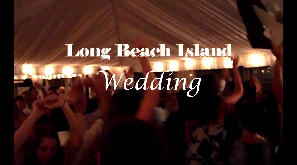 long beach island wedding