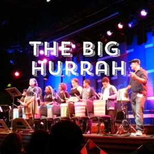 LiveConnections - The Big Hurrah