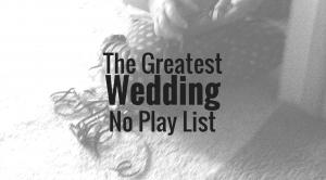 no play list