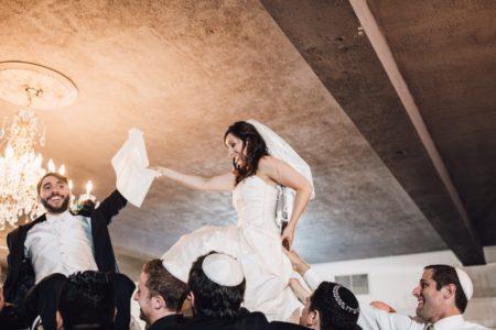 Warrington Country Club Wedding Hora 1