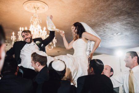 Warrington Country Club Wedding Hora 3