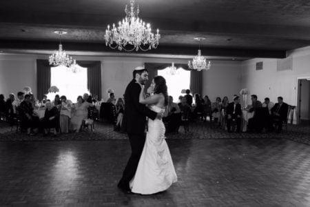 Warrington Country Club Wedding First Dance