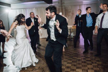 Warrington Country Club Wedding Dance 1