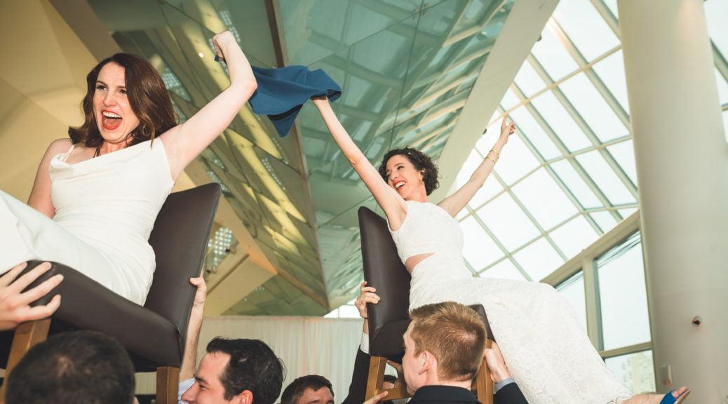 Cira Centre Wedding Bride Pilot