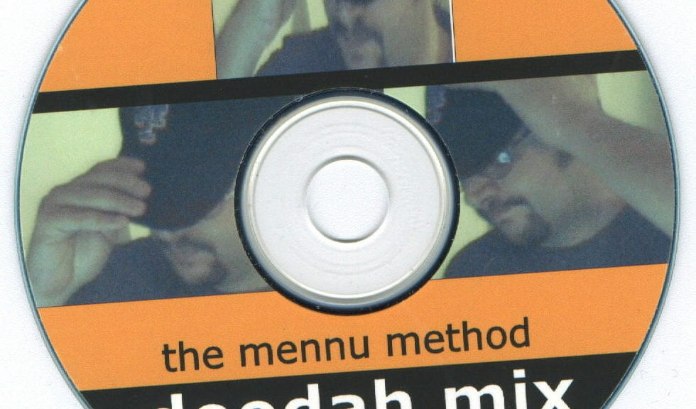 Doodah Mix CD Cover