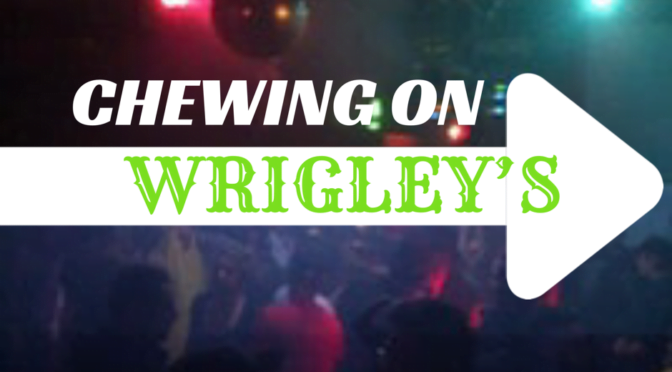 Chewing On Wrigley's: An 80s Dance Mix - Philly Custom DJ