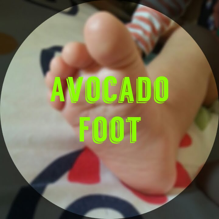 Avocado Foot Square