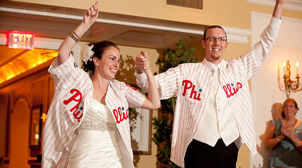 Grand Entrance Phillies Jersey