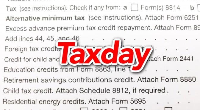 Taxday Philly Custom Dj