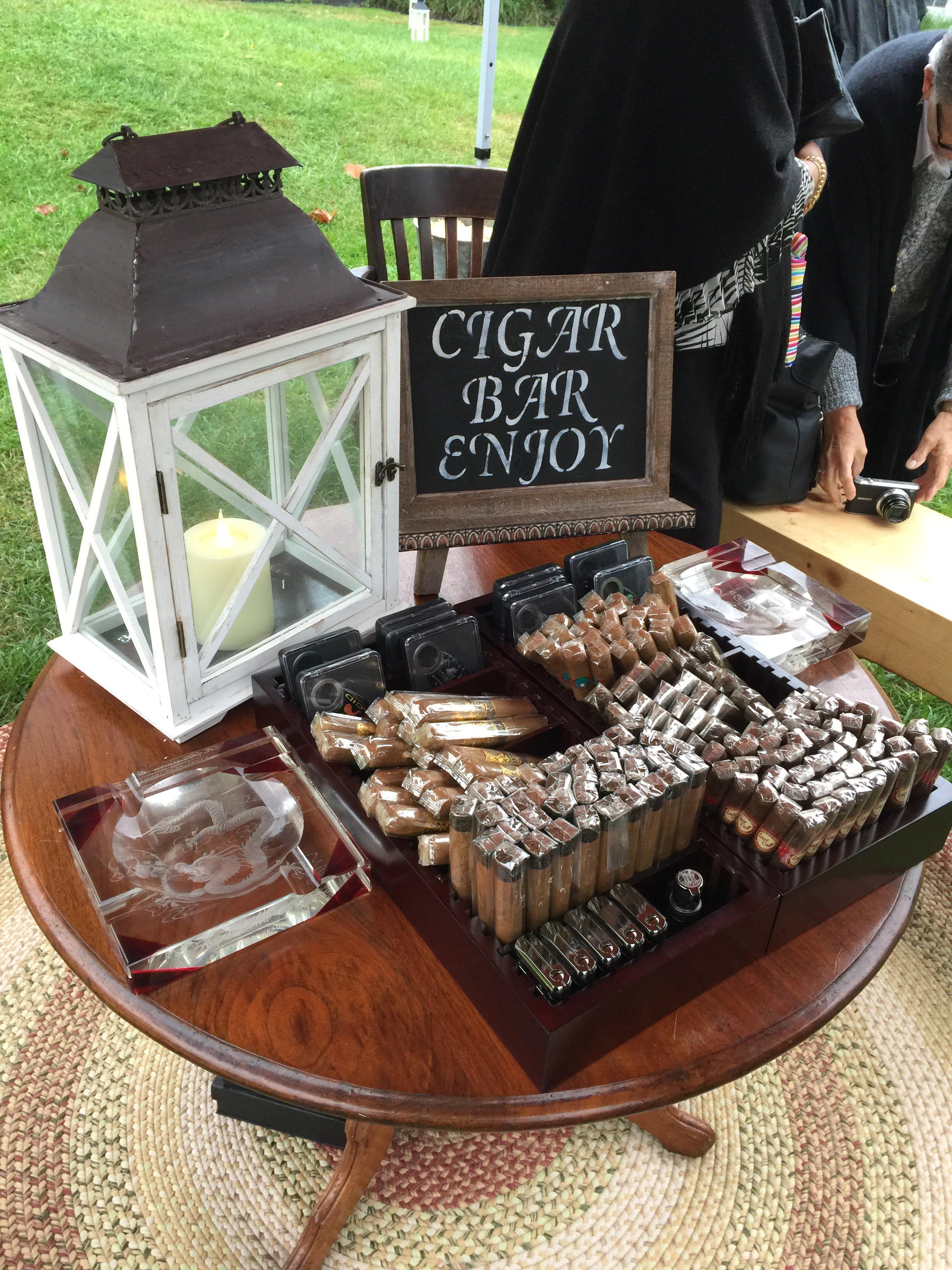 Cigar Bar - Philly Custom DJ
